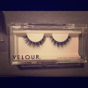 Other - Velour lashes- BRAND NEW with unused lash glue